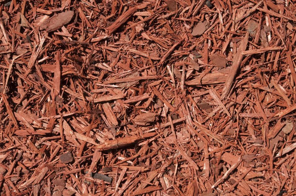 Colored Mulch